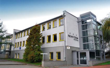 Nowy Dom Holding -Siedziba