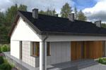Dom jednorodzinny 100 m2 Mieszkanie dla Młodych - Piła i okolice