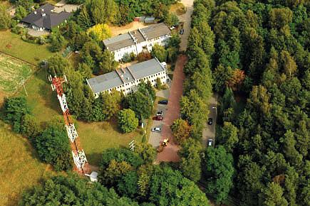 Nowy Dom Holding Siedziba z lotu ptaka